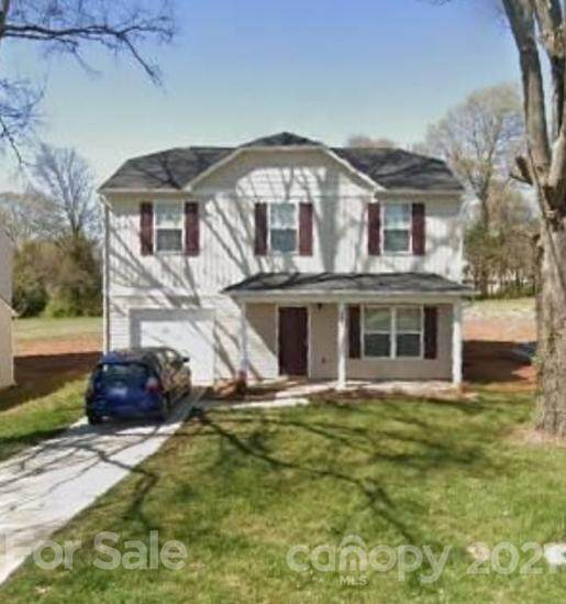5823 Hewitt Drive, Charlotte, NC 28269 (#3789324) :: Odell Realty