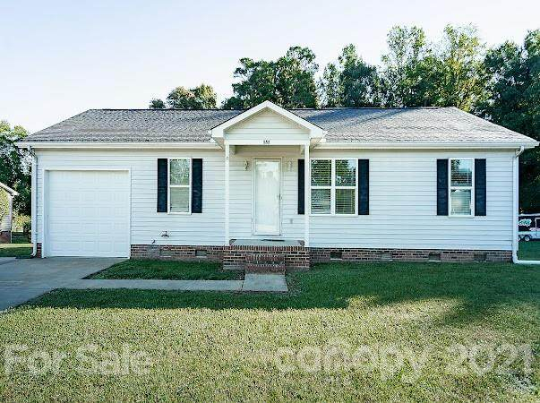 555 Brown Road, China Grove, NC 28023 (#3789418) :: Odell Realty