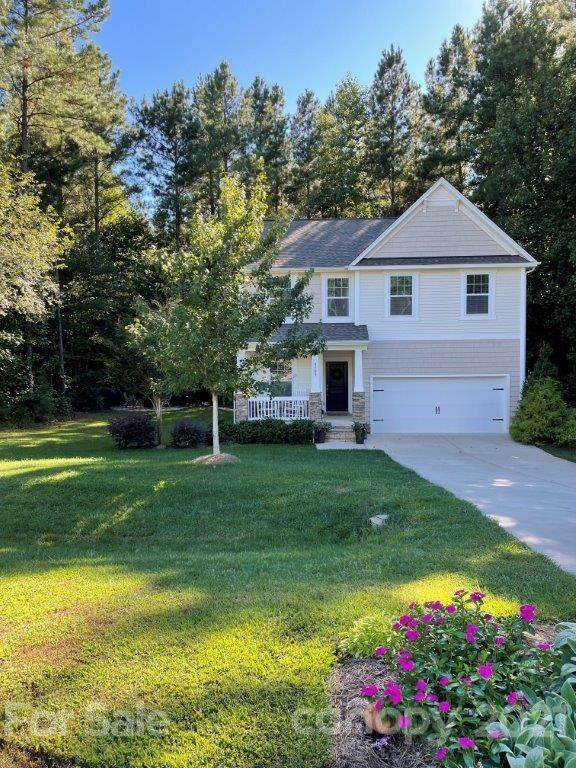 8103 Mossy Rock Road, Waxhaw, NC 28173 (#3789937) :: Homes with Keeley | RE/MAX Executive