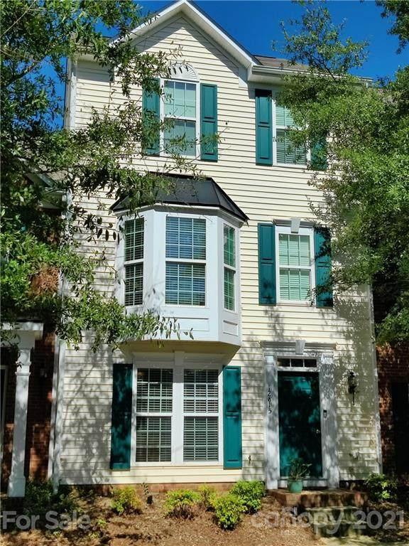 12815 Bullock Greenway Boulevard, Charlotte, NC 28277 (#3789953) :: LePage Johnson Realty Group, LLC