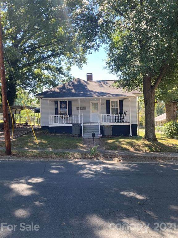 607 8th Street, Kannapolis, NC 28081 (#3790320) :: The Mitchell Team