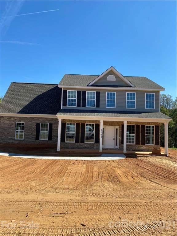 5703 Rehobeth Road, Waxhaw, NC 28173 (#3790467) :: MartinGroup Properties