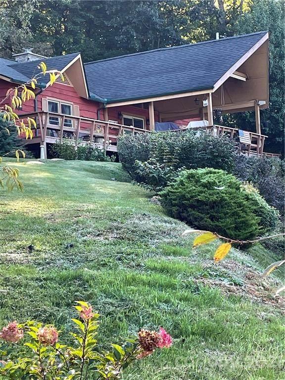 44 Emerald Mountain Road, Clyde, NC 28721 (#3790686) :: Ann Rudd Group