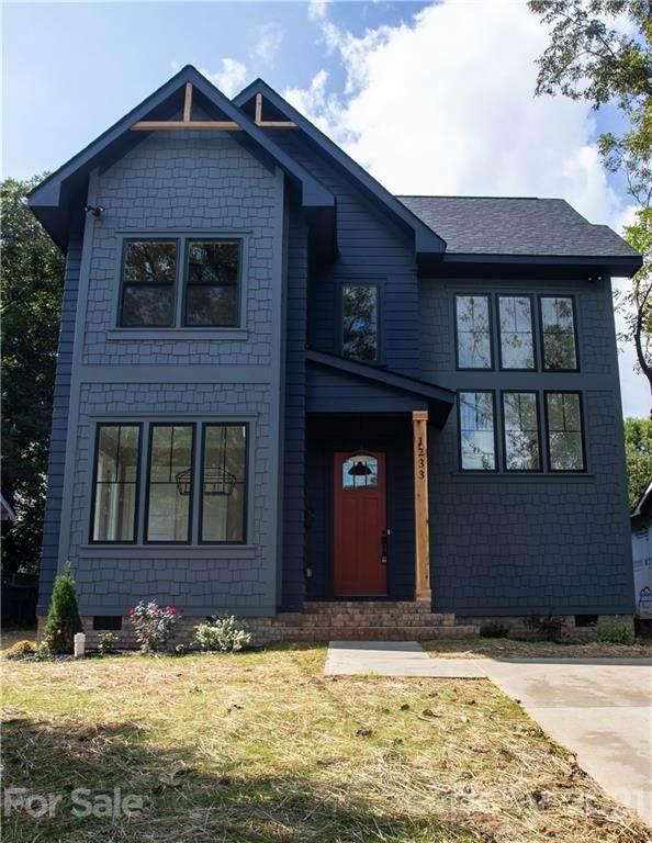 1233 Fairmont Street, Charlotte, NC 28216 (#3790988) :: Todd Lemoine Team