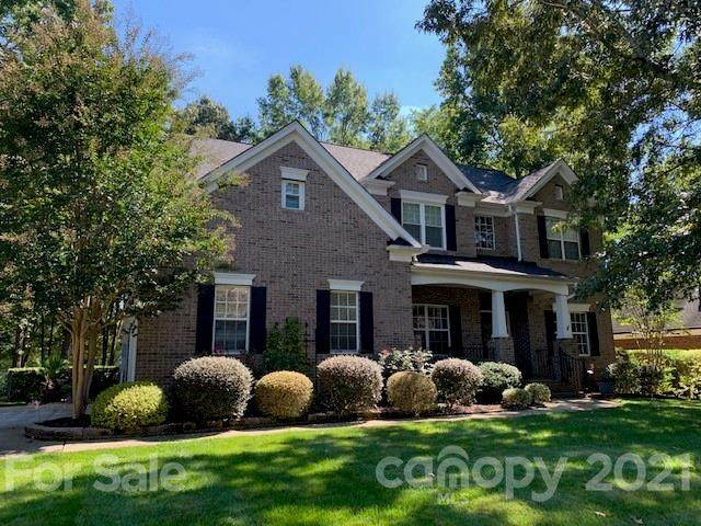 7124 Three Wood Drive, Matthews, NC 28104 (#3791430) :: Cloninger Properties