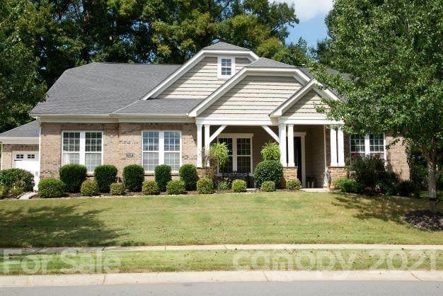 7007 Garden Hill Drive, Huntersville, NC 28078 (#3792361) :: Cloninger Properties