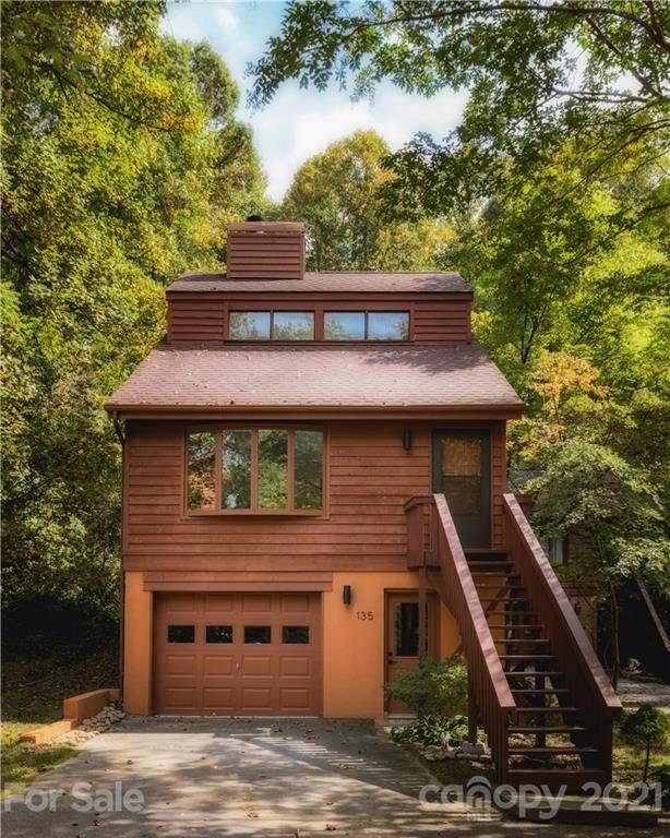 135 Garden Court, Fletcher, NC 28732 (#3792701) :: Briggs American Homes