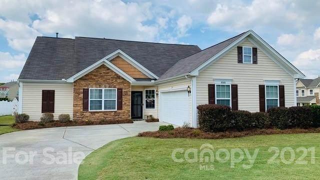 4444 Bravery Place, Concord, NC 28027 (#3793233) :: Briggs American Homes