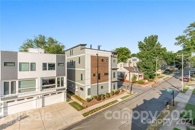 1003 Greenleaf Avenue #B, Charlotte, NC 28202 (#3793786) :: Carolina Real Estate Experts