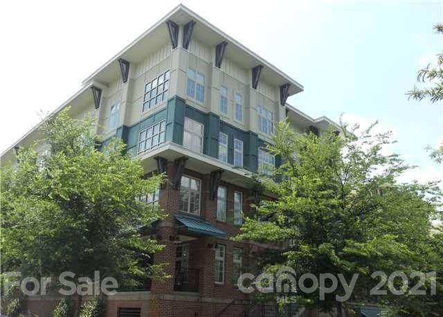1101 W 1st Street W #410, Charlotte, NC 28202 (#3794659) :: Carolina Real Estate Experts