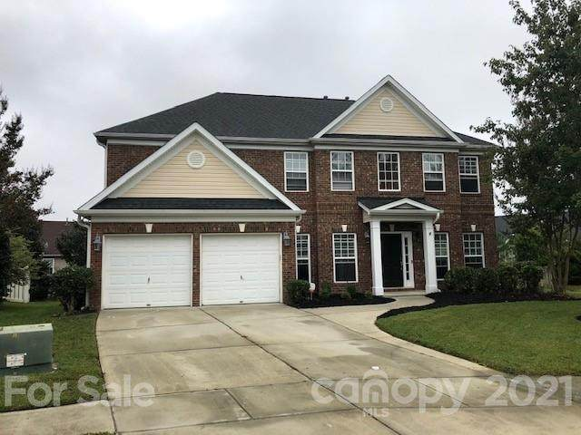 9620 Indian Beech Avenue NW, Concord, NC 28227 (#3794972) :: BluAxis Realty