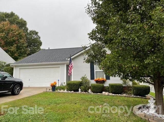943 Ashland Avenue, Statesville, NC 28677 (#3795165) :: LePage Johnson Realty Group, LLC