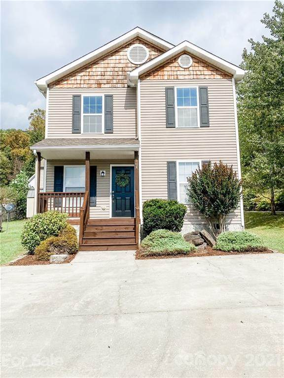 161 Newberry Drive, Fletcher, NC 28732 (#3795662) :: Carlyle Properties