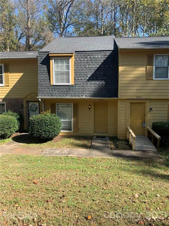 3945 Briarhill Drive, Charlotte, NC 28215 (#3796407) :: Stephen Cooley Real Estate