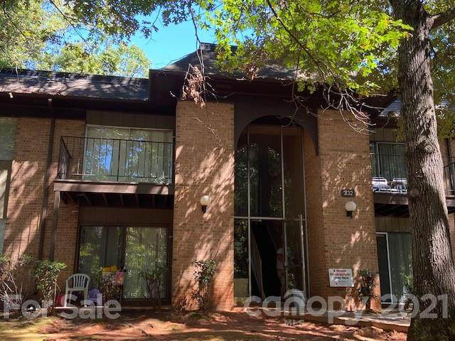 332 Orchard Trace Lane #5, Charlotte, NC 28213 (#3796434) :: Odell Realty