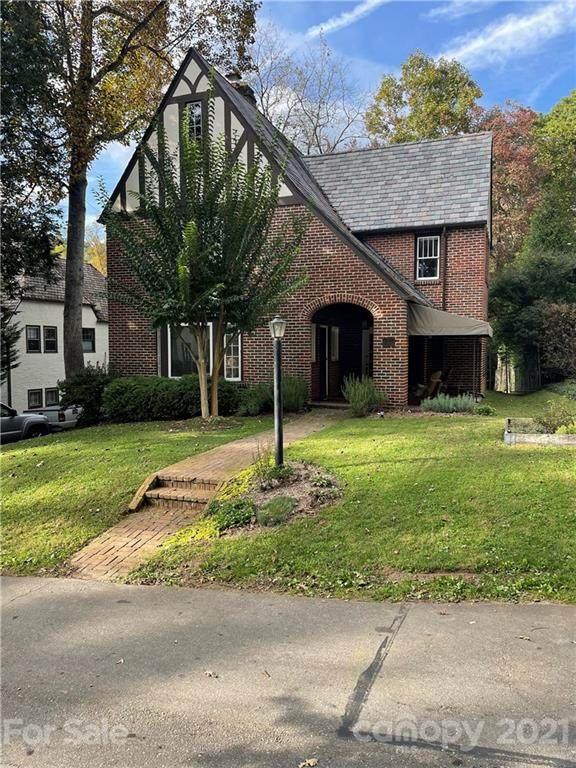 2 Normandy Road, Asheville, NC 28803 (#3796597) :: Stephen Cooley Real Estate