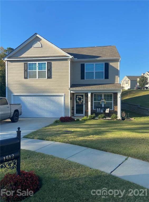 1512 Summer View Lane, Dallas, NC 28034 (#3796636) :: Todd Lemoine Team