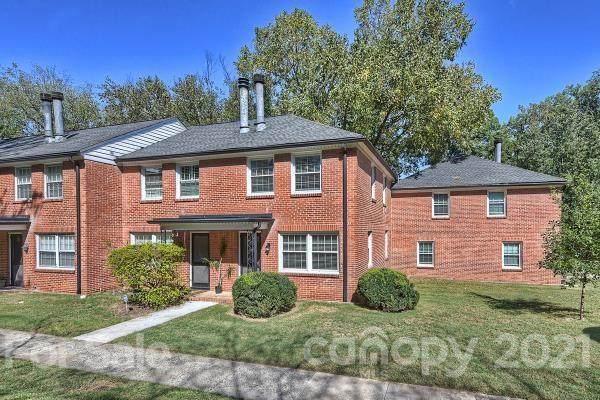200 N Laurel Avenue 5B, Charlotte, NC 28207 (#3796936) :: MartinGroup Properties