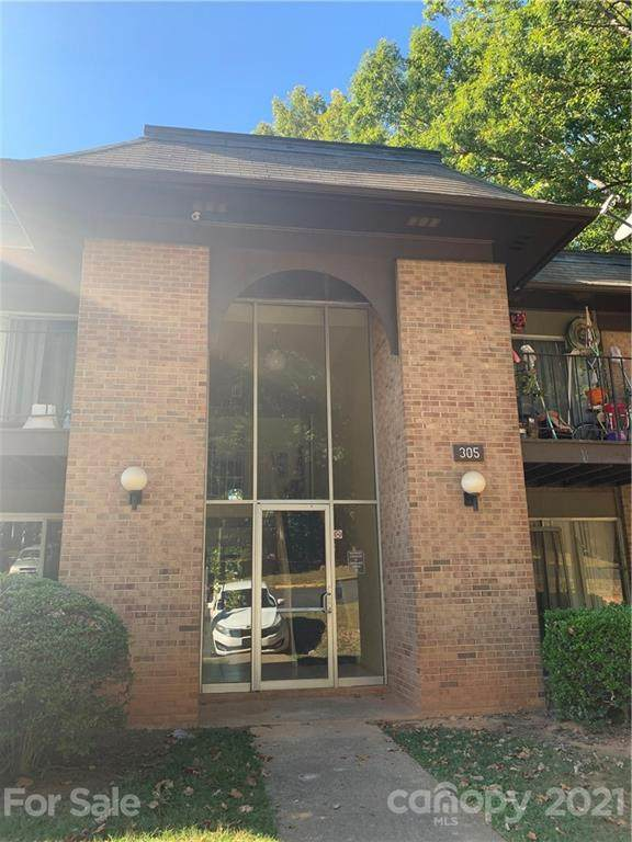 305 Orchard Trace Lane #3, Charlotte, NC 28213 (#3796984) :: Robert Greene Real Estate, Inc.