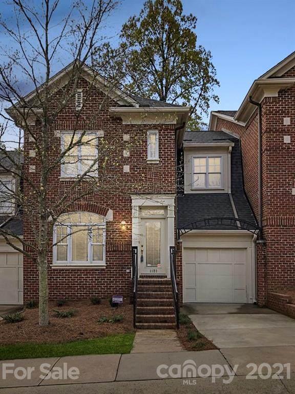 1122 Hampton Gardens Lane, Charlotte, NC 28209 (#3797376) :: MartinGroup Properties