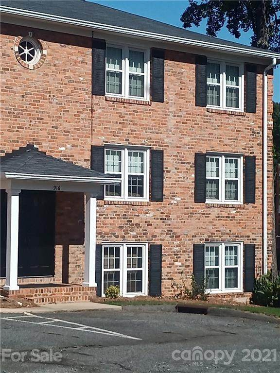 916 #A Mcalway Road, Charlotte, NC 28211 (#3797444) :: The Allen Team