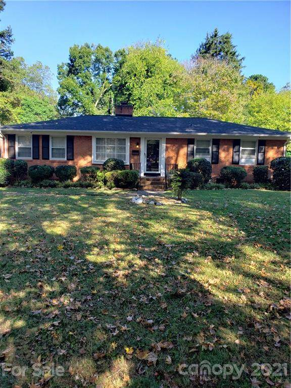 1601 Lakedell Drive, Charlotte, NC 28215 (#3797460) :: Carlyle Properties