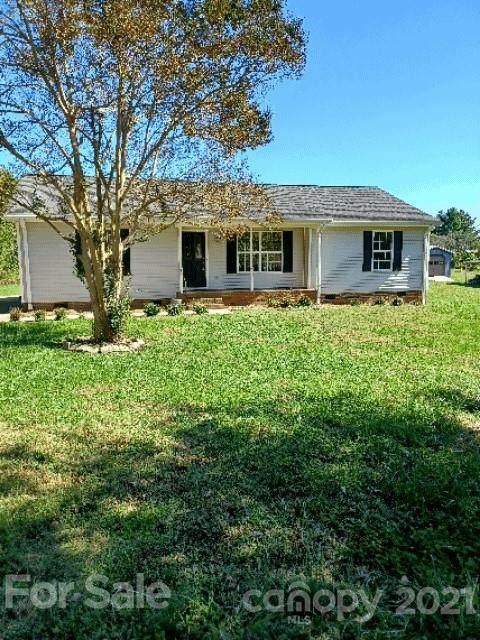 404 Silver Ridge Drive, Lexington, NC 27292 (#3797468) :: Austin Barnett Realty, LLC