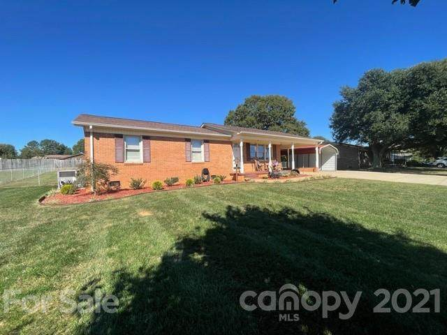 1708 Patrick Avenue, Shelby, NC 28152 (#3797487) :: Lake Wylie Realty