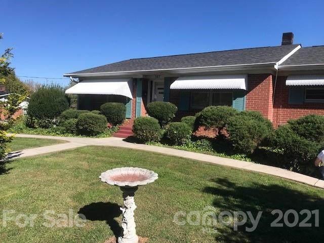 167 Pisgah Drive, Brevard, NC 28712 (#3797608) :: Stephen Cooley Real Estate