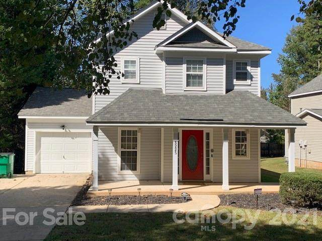 8225 Braids Bend Court #99, Charlotte, NC 28269 (#3798027) :: Carlyle Properties