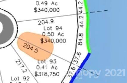 Lot 94 Edgewater Drive #94, Norwood, NC 28128 (#3798400) :: High Vistas Realty