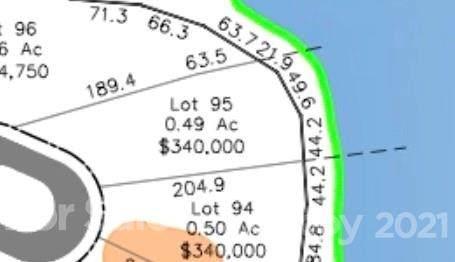 Lot 95 Edgewater Drive #95, Norwood, NC 28128 (#3798402) :: High Vistas Realty