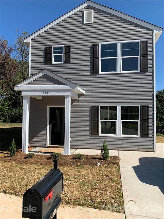 510 E Council Street Lot L-1, Salisbury, NC 28144 (#3798429) :: Carolina Real Estate Experts