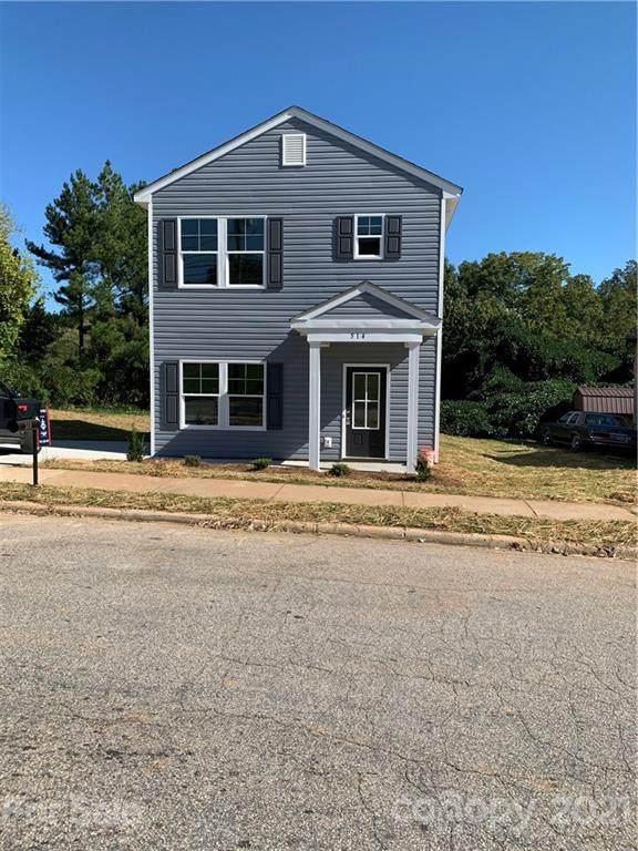 514 E Council Street Lot L-2, Salisbury, NC 28114 (#3798456) :: Carolina Real Estate Experts