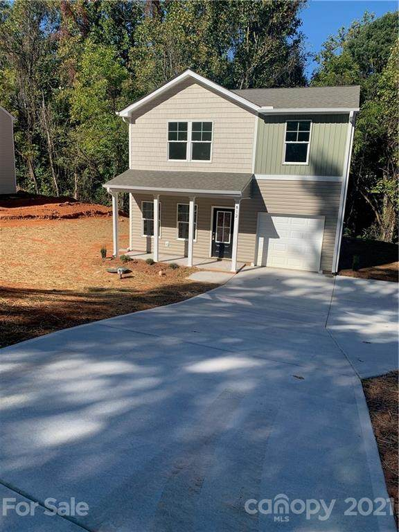 812 Caper Street #5, Statesville, NC 28625 (#3798767) :: Stephen Cooley Real Estate