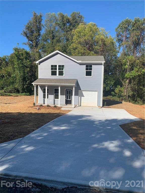 820 Caper Street #7, Statesville, NC 28625 (#3798784) :: Stephen Cooley Real Estate