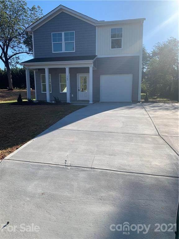 749 S Main Street #2, Newton, NC 28658 (#3798808) :: Carlyle Properties