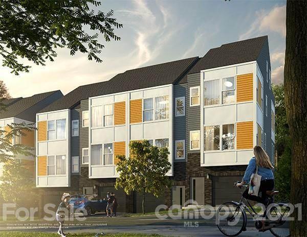 1303 Millpark Lane #15, Charlotte, NC 28203 (#3799332) :: BluAxis Realty