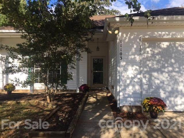 11103 Amberglades Lane, Charlotte, NC 28215 (#3799446) :: Premier Realty NC