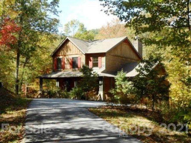 328 Slippery Rock Drive, Tuckasegee, NC 28783 (#3799647) :: Besecker & Maynard Group
