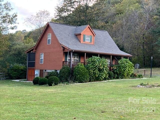 303 Blue Rock Road, Hendersonville, NC 28792 (#3799990) :: Premier Realty NC