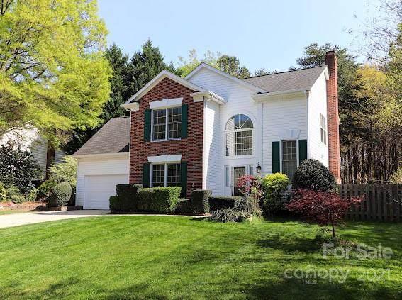 13601 #43 Hatton Cross Drive, Charlotte, NC 28278 (#3800146) :: MartinGroup Properties