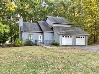 1724 Rink Dam Road, Taylorsville, NC 28681 (#3800529) :: High Performance Real Estate Advisors