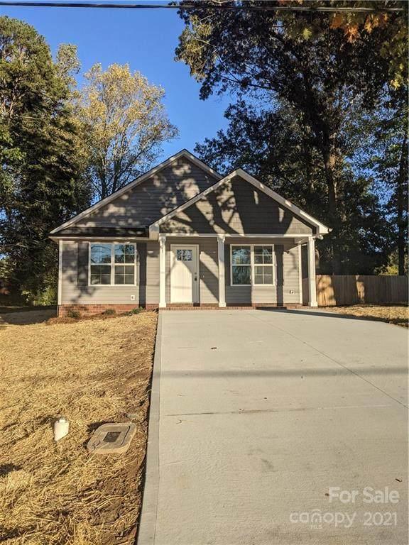 121 Wayne Avenue #68, Kannapolis, NC 28081 (#3800583) :: High Performance Real Estate Advisors