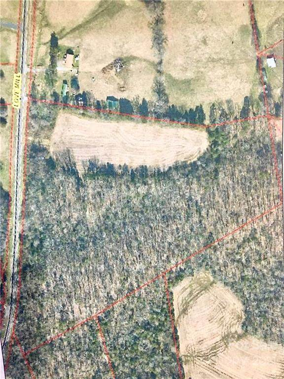 000 Love Mill Road, Stanfield, NC 28163 (#3800687) :: Homes Charlotte