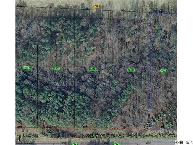 Lot 15 Knottywood Lane, Vale, NC 28168 (#418363) :: Robert Greene Real Estate, Inc.