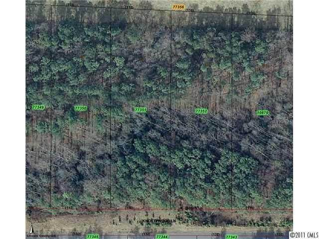 Lot 16 Knottywood Lane, Vale, NC 28168 (#420890) :: Robert Greene Real Estate, Inc.