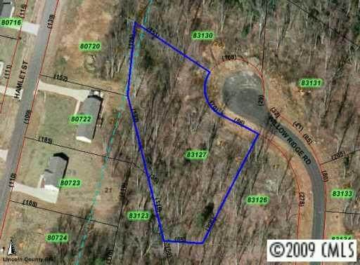 LOT 18 Willow Ridge Road, Lincolnton, NC 28092 (#469563) :: Carolina Real Estate Experts