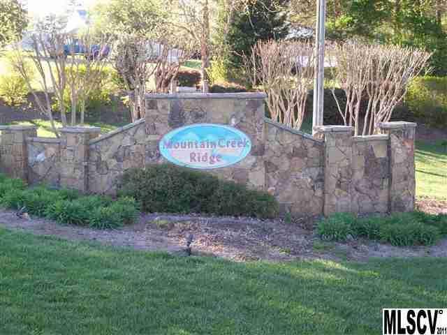 3229 Creek Bend Court #25, Sherrills Ford, NC 28673 (#9563934) :: Besecker Homes Team