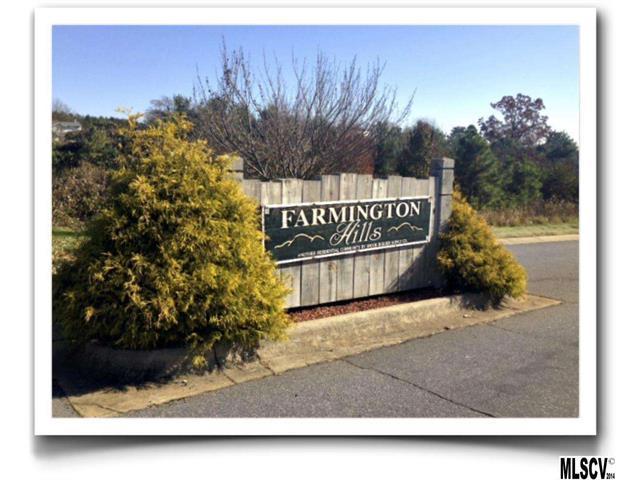 1640 Farmington Hills Drive #12, Conover, NC 28613 (#9579337) :: Homes Charlotte